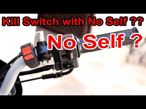 Kill switch with self start connections