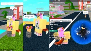 Roblox - Baby Boo Gold Digger (Exposed cuteuni129)