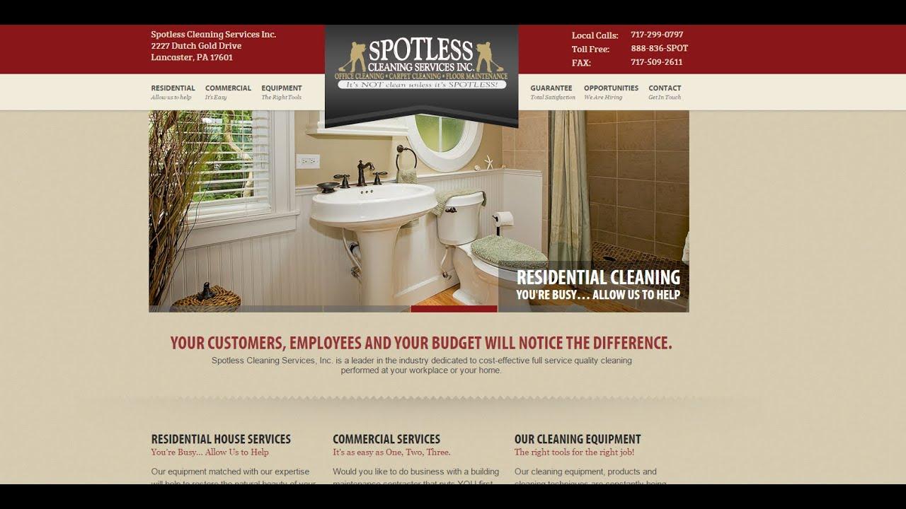 Spotless Services Inc