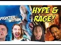 Hype and Rage! Fighter Within! - YoVideogames