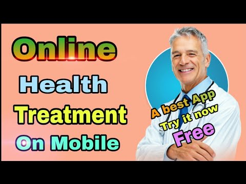 How To Get  Free Online Medical Treatment  !!  A best  mobile app !! Indian Technologist !!