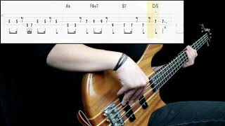 Boy Pablo - Feeling Lonely (Bass Cover) (Play Along Tabs In Video)