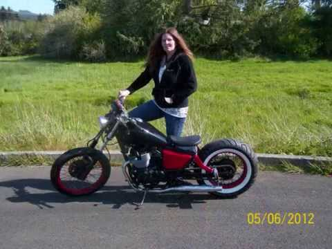 Honda Rebel Bobber Youtube