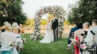David Hasselhoff and Hayley Roberts Wedding Video in Apulia YouTube Videos