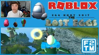 Eggcano / Lost in Transit Egg + 2 More Found | Roblox Egg Hunt 2017: The Lost Eggs #13
