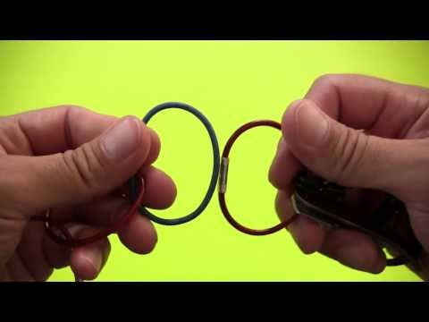 Tool and EDC Review: Lucky Line Twisty Keyring 81101