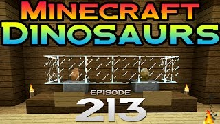 Minecraft Dinosaurs! - Episode 213 - Museum Secrets