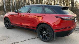 Взял Range Rover Velar - Битурбо дизель на трассе!