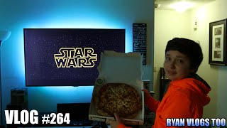 Star Wars & Pizza With My Son!