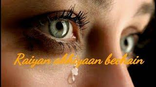 akhiyaan bechain – nachhatar gill whatsapp status video