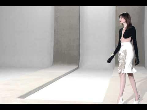 Pedro Lourenco Autumn / Winter 2013 Digital Fashion Show Preview