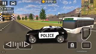 Police Simulator Car Game for Kids 3D   Racing Car Games for Children