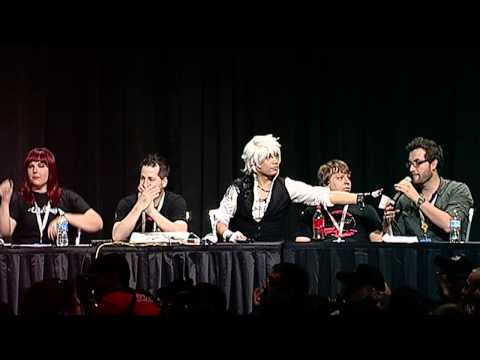 RTX 2013 Panel: RWBY | Rooster Teeth