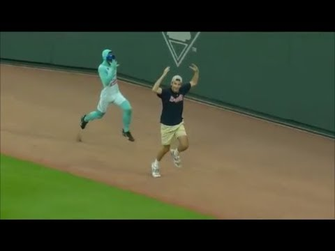 MLB Most Embarrassing Moments 2017