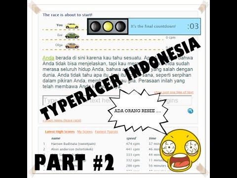 Type Racer Indonesia