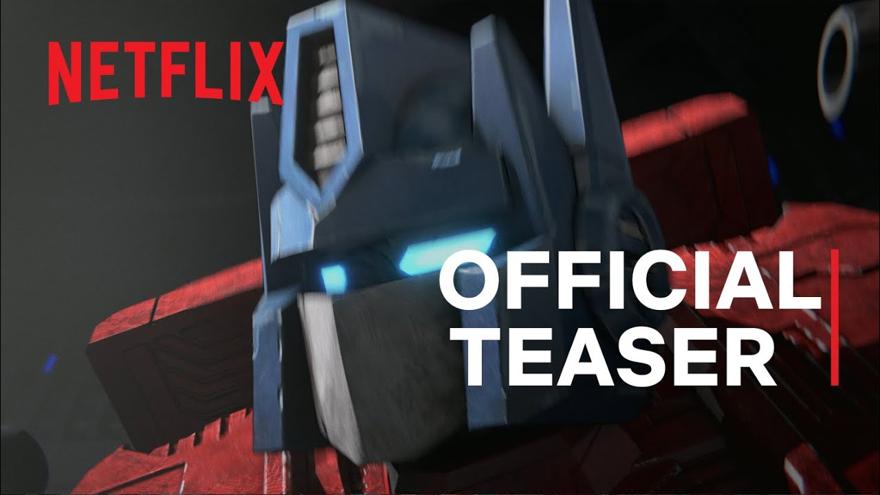 Netflix Transformers War For Cybertron Earthrise New Teaser Trailer