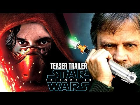 Star Wars Episode 9 Teaser Trailer! Exciting News Revealed (Star Wars News)