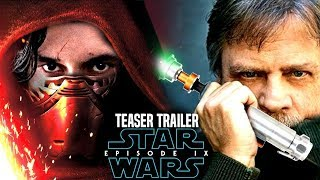 Star Wars Episode 9 Teaser Trailer! Exciting News Revealed (Star Wars News)