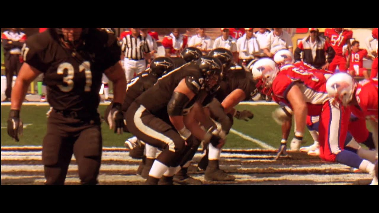 Any Given Sunday: Willie Beamen Enters First Game - YouTube