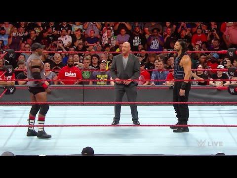 WWE Wal3ooha: رومان رينز و بوبي لاشلي يريدان المنافسة على لقب اليونيفرسال