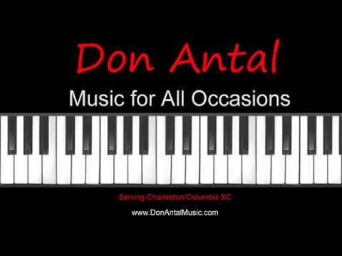 Don Antal Keyboard Sampler - Charleston/Columbia SC