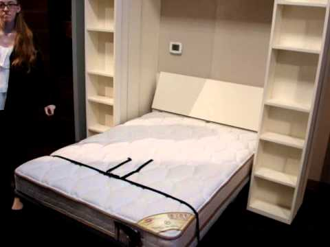 Madison Bi Fold Murphy Bed More E Place Plano Texas