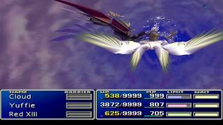 Final Fantasy VII PS4: Final Boss + Ending