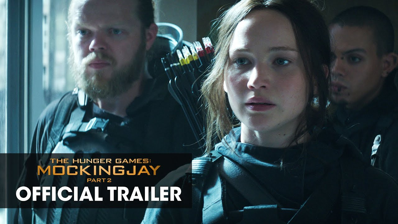 The Hunger Games  Mockingjay Part 2 Official Trailer        Welcome To     The Hunger Games  Mockingjay Part 2 Official Trailer        Welcome To The 76th Hunger  Games      YouTube