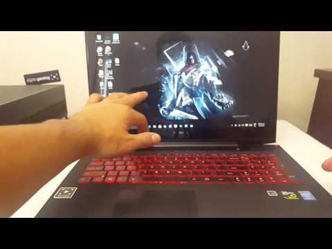 Lenovo Y50 Review Español