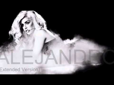 Alejandro (Extended Version) - Lady Gaga