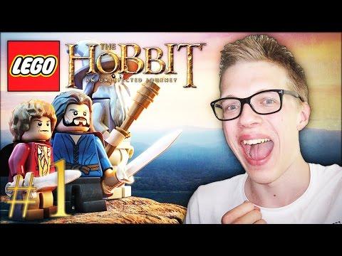 ZOVEEL HERINNERINGEN! - Lego The Hobbit #1