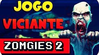 UM DOS JOGOS MAIS VICIANTES DA INTERNET ZOMGIES 2