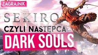GRAŁEM w Sekiro - następcę Dark Souls!