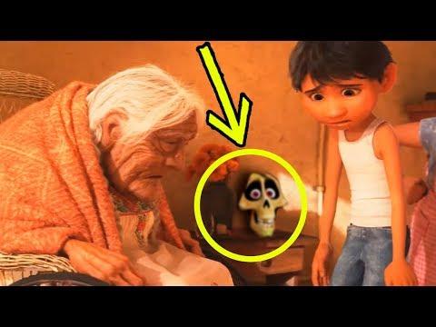 10 Cosas Que No Notaste En Peliculas Animadas De Disney Y Pixar