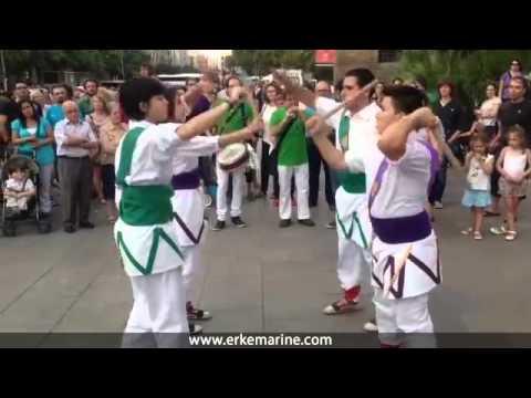 ERKE Marine, Sardana - Traditional Catalan Dance - Catalonia / Spain - www.erkemarine.com