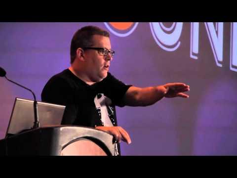 "INBOUND 2015 I&E: Peter Shankman ""Ain't No Customer Like a Zombie Customer"""