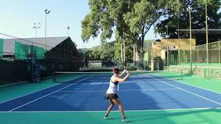 Anabella Baralt -Tennis Recruitment  - Spring or Fall 2019