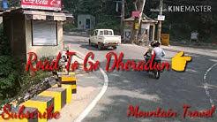 Kala Amb To Nahan Part 👉 2 , Sain vala Village To Nahan Bus Stand  👉 Himachal Tourism 👈