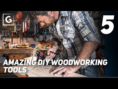 5 Amazing DIY WoodWorking Tools You Want to Have