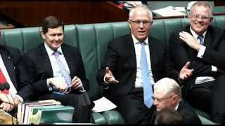 Malcolm Turnbull and Alan Jones throw bombs