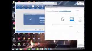 Sony Xperia E C1505 hard reset by update software