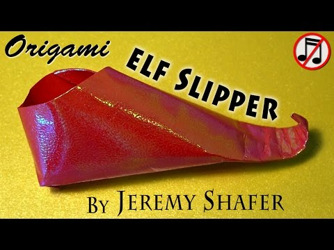 Elf Slipper / Elf Shoe (no music)
