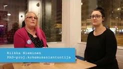 PAD -projekti haastattelee seksuaalineuvoja Fanni Kevätniemeä