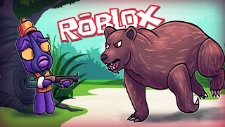 Roblox | HUNTING FOR THE CRAZIEST ANIMALS: Hunting Tycoon! (Roblox Adventures)