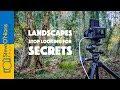 Landscape Photography.  No Secrets Sadly, Just 3 Things Matter