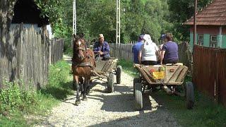 Romania, Village Life in Transylvania