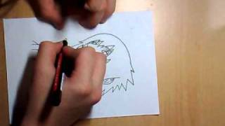 How to draw Sasuke Uchiha Taka :D enjoy