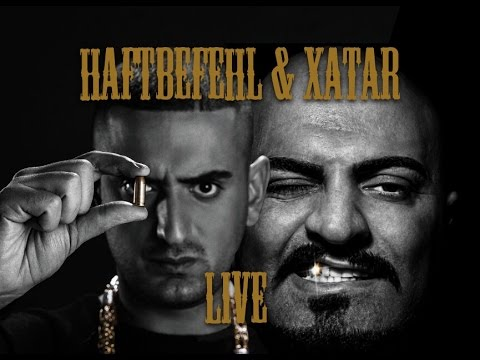 HAFTBEFEHL feat. XATAR - LIVE - Schmeiß den Gasherd an