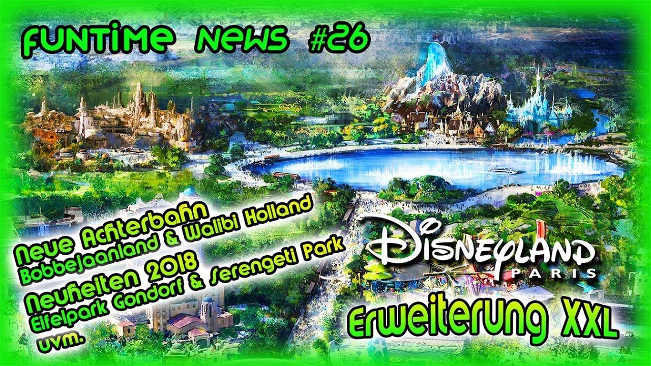 Disneyland paris xxl erweiterung neuer coaster im uvm - Poster xxl paris ...