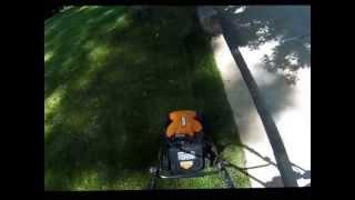 Worx Lawnmower Review